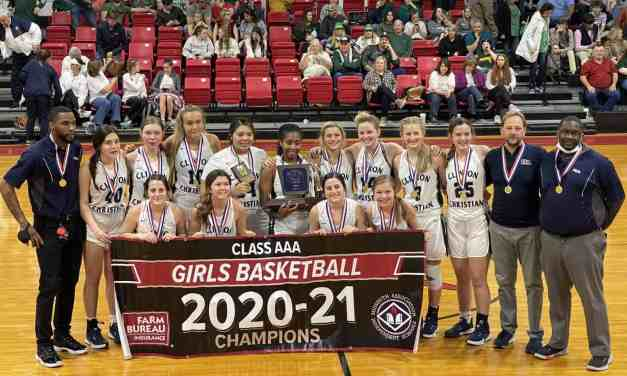 CLINTON CHRISTIAN MAKES HISTORY, WINS BOYS AND GIRLS STATE BASKETBALL CHAMPIONSHIPS WITHOUT HAVING A HOME GYM – By Torsheta Jackson
