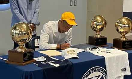ST. ANDREW'S RASHAD BOLDEN SIGNS WITH SOUTHERN MISS – By Robert Wilson