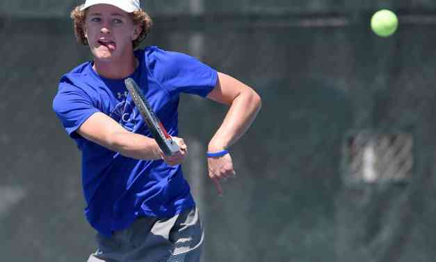 MADISON CENTRAL'S WALKER ELLIS MAKES SCHOOL HISTORY, WINS SECOND BOYS SINGLES STATE TENNIS CHAMPIONSHIP – By Robert Wilson