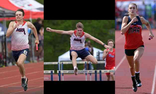 MRA BOYS, GIRLS DOMINATE MAIS CLASS 5A STATE TRACK AND FIELD MEET – By Robert Wilson