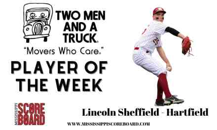 Two Men and a Truck Baseball Player of the Week – 5-6