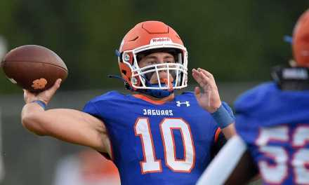 QUARTERBACK TATE COLLINS TRANSFERS FROM MADISON CENTRAL TO JACKSON ACADEMY – By Robert Wilson