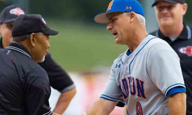 MADISON CENTRAL'S PATRICK ROBEY RECEIVES NATIONAL COACH OF THE YEAR AWARD – By Robert Wilson