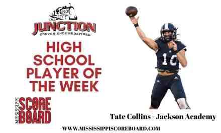 Junction Deli High School Football Player of the Week – 08-24