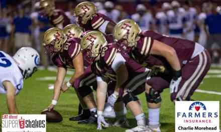 HARTFIELD STAYS UNDEFEATED, SHUTS OUT BAYOU 47-0