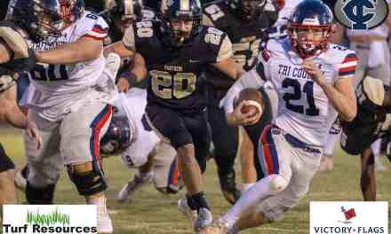 TRI-COUNTY ROLLS TO SIXTH STRAIGHT WIN, DEFEATS CANTON ACADEMY 40-0