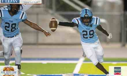 RIDGELAND OFFENSE, DEFENSE PLAY WELL, SHUT OUT PROVINE 42-0 FOR SECOND STRAIGHT MSHAA CLASS 5A, REGION 2 VICTORY