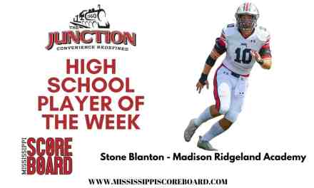 Junction Deli High School Football Player of the Week – 9-29