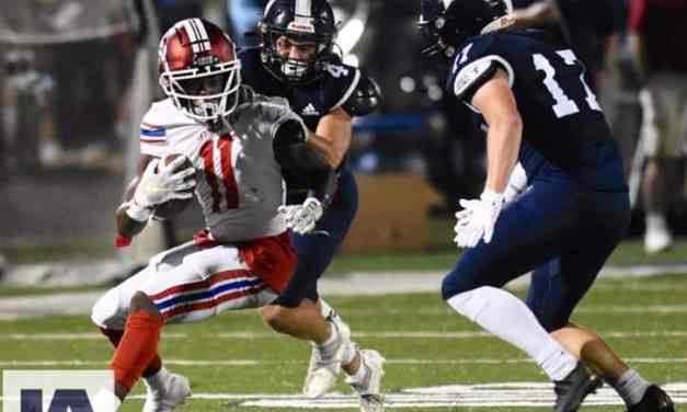 NATIONALLY RANKED GREENVILLE CHRISTIAN DEFEATS JA 30-9, WINS 18TH STRAIGHT WIN AGAINST MISSISSIPPI TEAMS – By Robert Wilson
