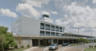 The Jackson Medgar Wiley Evers International Airport.