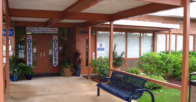 Ocean Springs Upper Elementary serves fourth, fifth and sixth grades in the Ocean Springs School District.