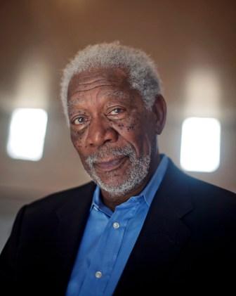 Mississippi actor Morgan Freeman