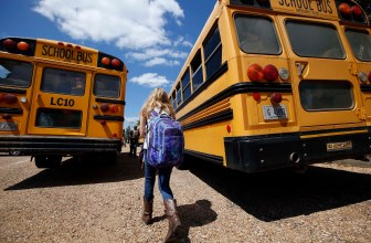 Buses and backpacks are a sign that another school year is upon us.