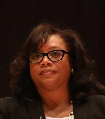 WLBT news anchor Maggie Wade moderated Fridays conversation.