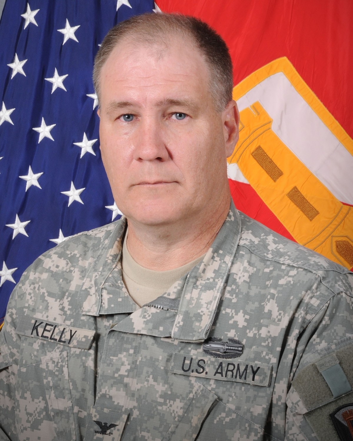Col. Trent Kelly