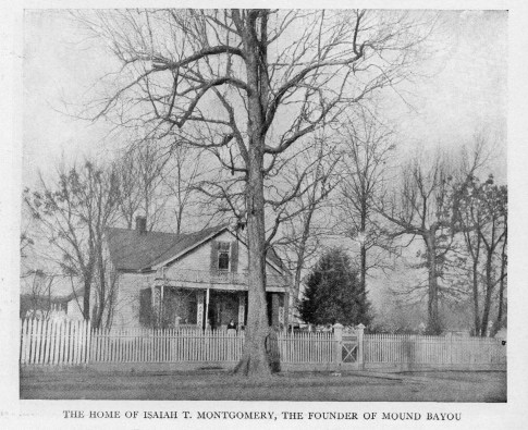 Mound Bayou Montgomery House in 1907