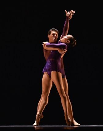 dancers competing at IBC