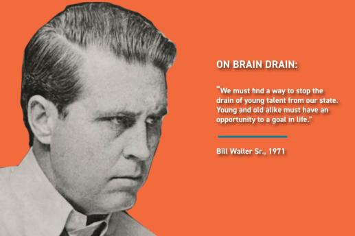 sr. brain drain
