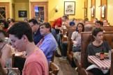GOP Debate Watch Party at Sal and Mookies in Jackson.