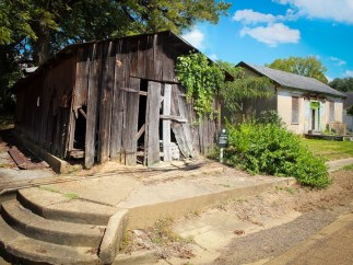 Stutzman House and Blacksmith Shop: Region's last known standing blacksmith shop