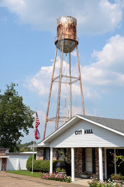 Mississippi's Historic Water Towers