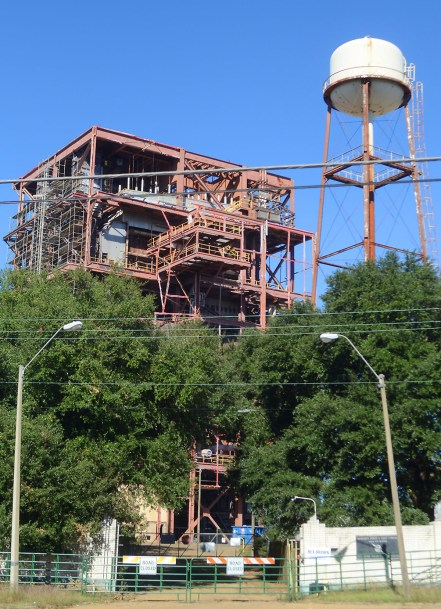 The Rex Brown Steam Engine Station located at 1960 West Northside Drive in Jackson is closing. The power plant will be deconstructed and Lake Hico is being drained. The power plant supplied electricity to the area for nearly 71 years.