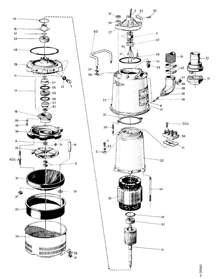 Mississippi Valley Pump, Inc.- Pump Detail Model 2050