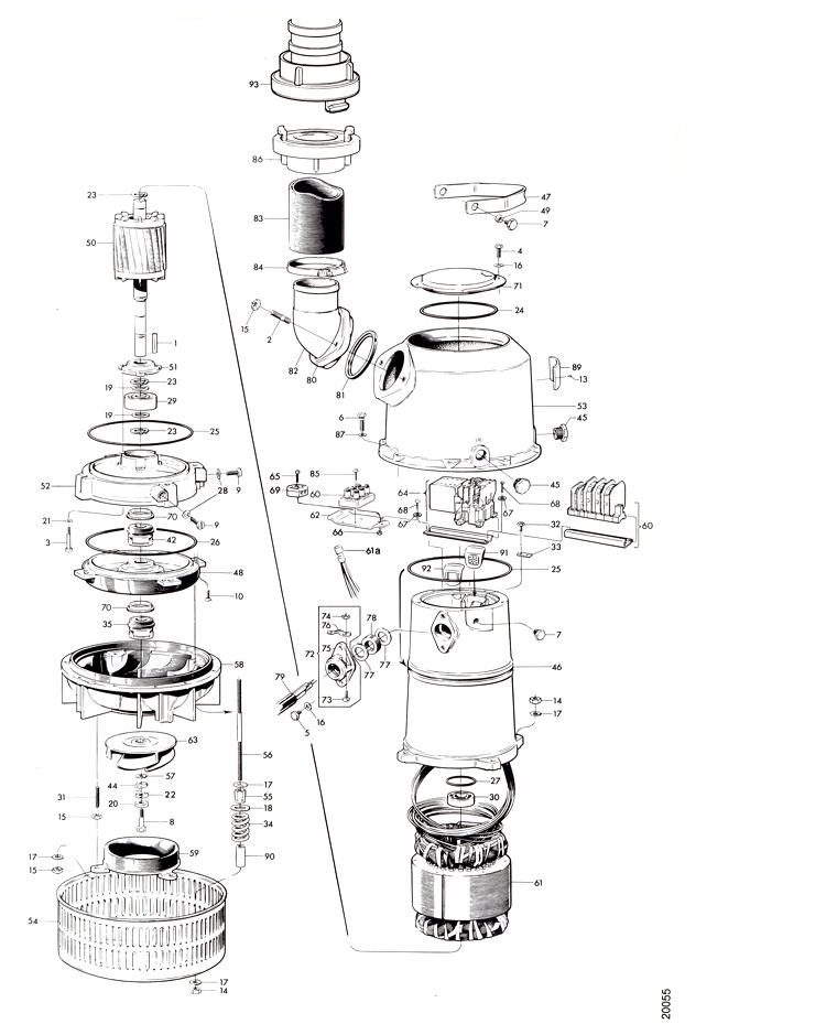 Mississippi Valley Pump, Inc.- Pump Detail, Model 2102
