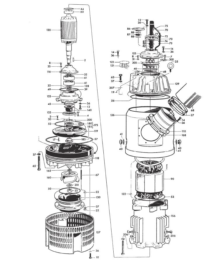 Mississippi Valley Pump, Inc.- Pump Detail Model 2201_320