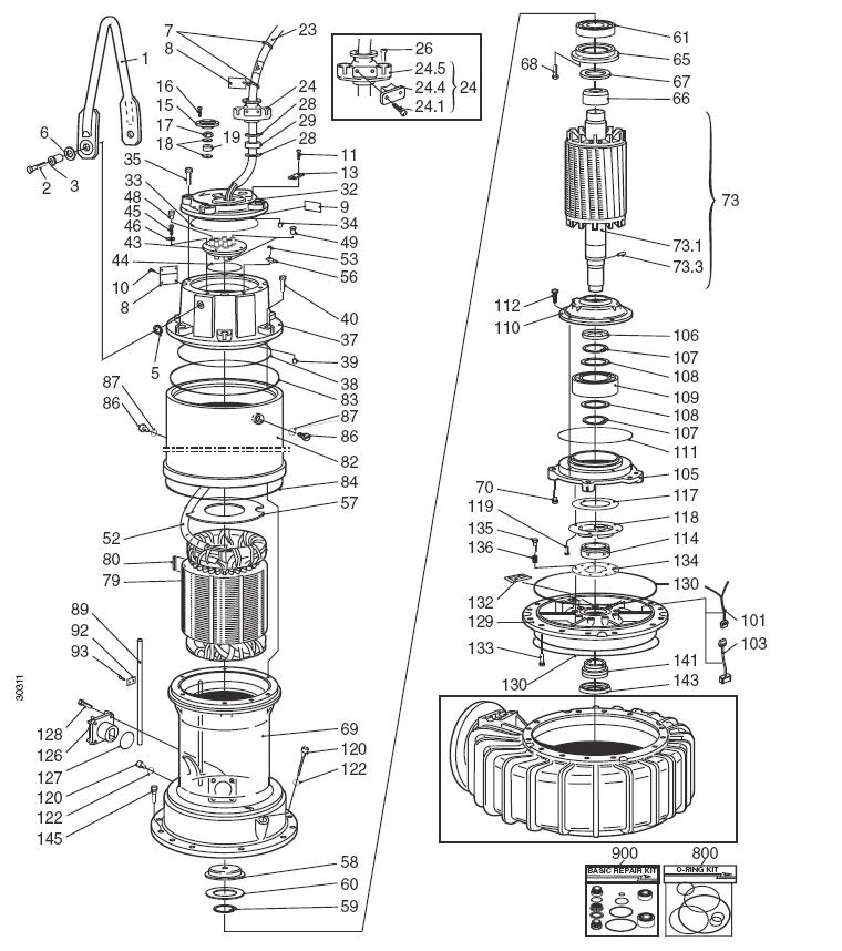 Mississippi Valley Pump, Inc.- Pump Detail Model 3300_091