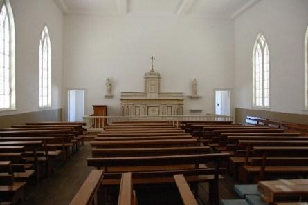 St. Augustine Church interior