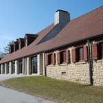 The lodge at Black Hawk State Historic Site; Rock Island, IL