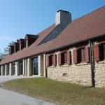 The lodge at Black Hawk State Historic Site; Rock Island, IL