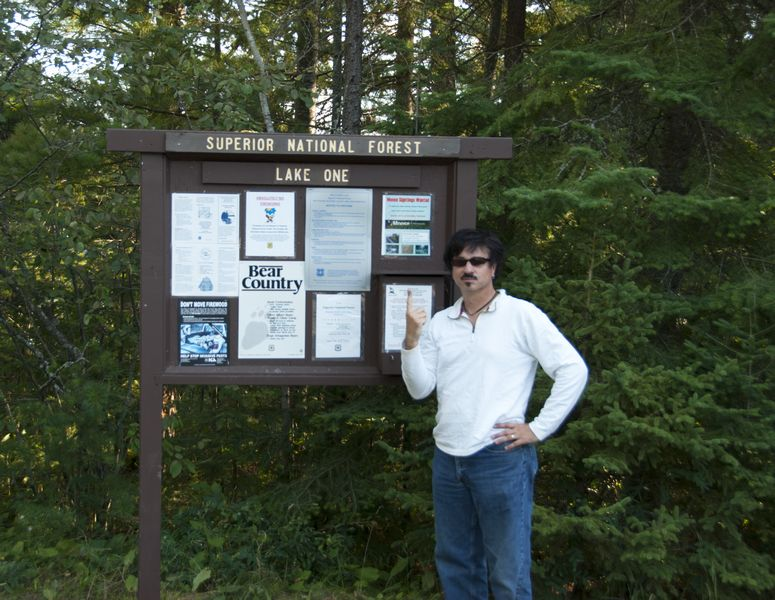Boundary Waters Canoe Area, MN