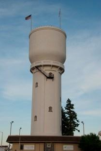 The Brainerd Water Tower, aka Paul Bunyan's Flash Light