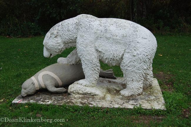 Prairie Moon Sculpture Garden; Buffalo City, WI