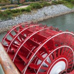 Delta Queen paddlewheel