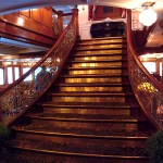 Inside the Delta Queen
