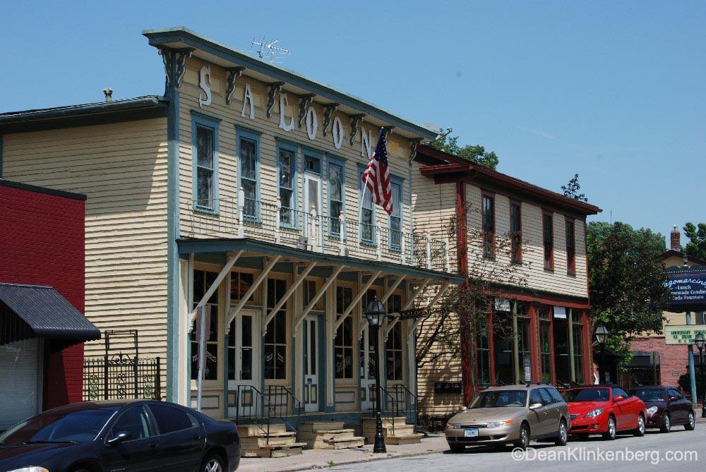East Village; Davenport, IA