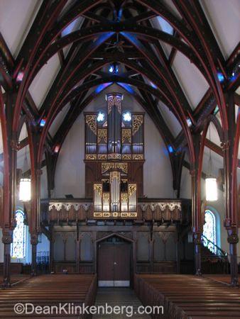 Trinity Episcopal Church; Davenport, IA