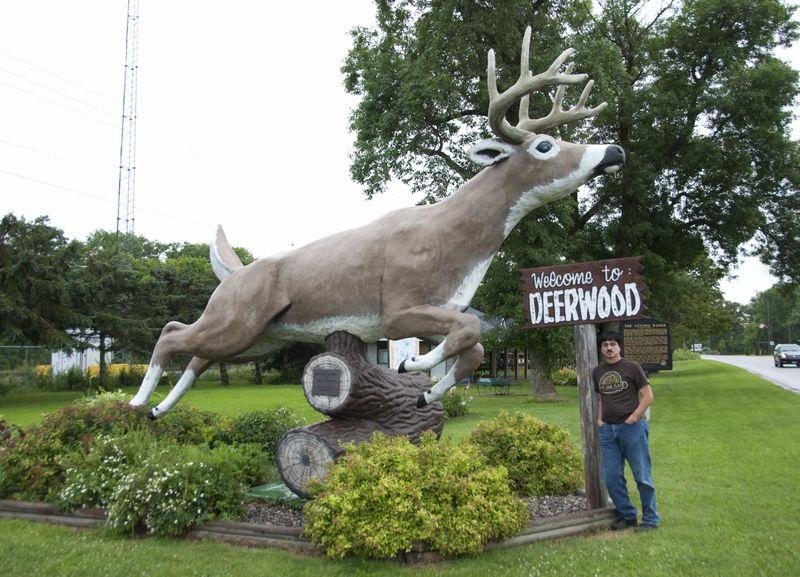 Deerwood, MN