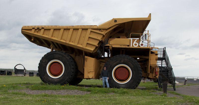 Hull Rust Mine; Hibbing, MN