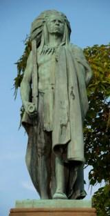 Keokuk Memorial in Rand Park