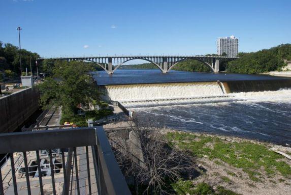 Ford Dam, Minneapolis