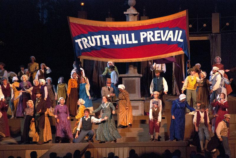 British Pageant; Nauvoo, IL
