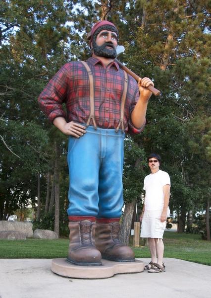 Paul in Pequot Lakes