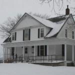 Harman House Museum; Pleasant Hill, IL