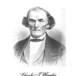 Charles Brewster, one of New Canton's founders