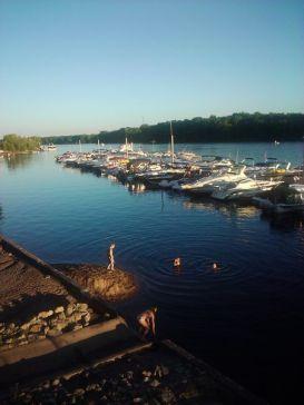 Prescott Boat Club; Prescott, WI