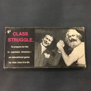 Class Struggle Board Game